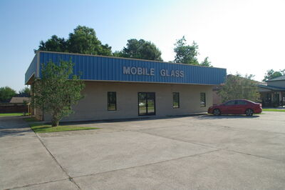 Building For Sale - Former Mobile Glass Co., Inc.